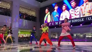 2018/6/6 DA PUMP USA 1回目 リリイベ at 池袋サンシャインシティ 「USA...