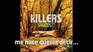 The Killers - Who let you go? (subtitulos en español)