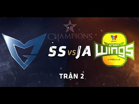 [03.06.2015] SAMSUNG vs JIN AIR [LCK He 2015][Trận 2]