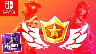 🔴 FREE Battle Pass + Renewal Challenges | Fortnite Switch