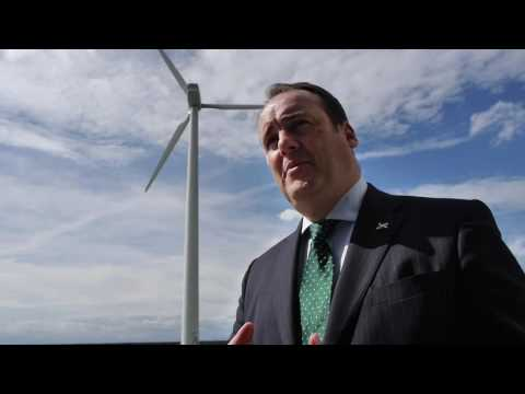 Boost for renewable energy