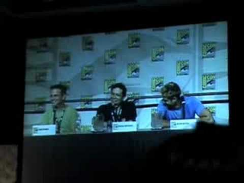 Smallville Comic-Con 2008 - Part 4