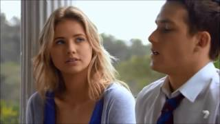 Maddy and Oscar kiss and get together scene ep 6140