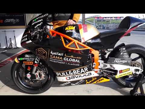 Ángel Nieto Team - KTM Moto2