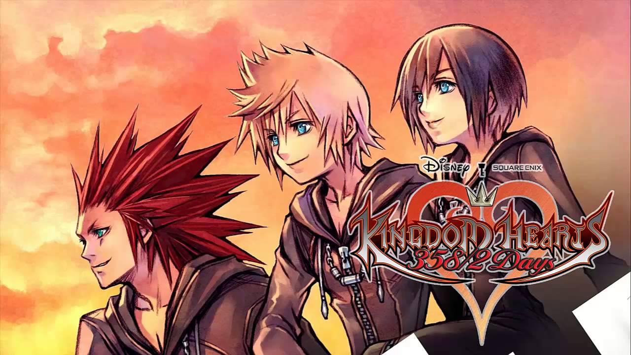 Download KINGDOM HEARTS 358/2 Days [Xion's Theme] Kingdom Hearts HD I.5 ReMIX