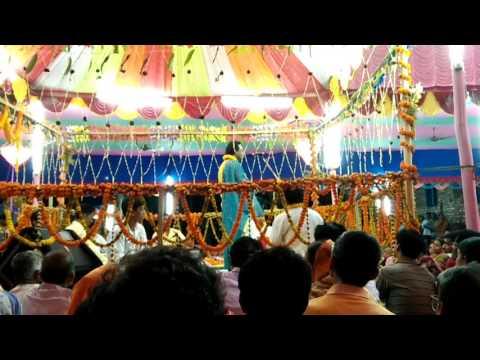 Krishna Pal kirtan at Patkelghata Haribasar