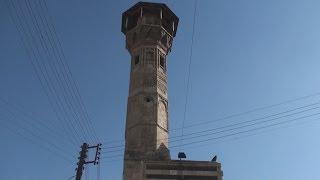 Al Saffahiyah Mosque جامع السفاحية and Aleppo Streets