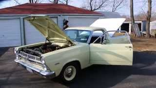 1967 Ford Galaxie 500 Ranchero Big Block For Sale~Original Factory 390 Motor~5 Speed!