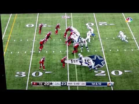 Ezekiel Elliott #21 40 yard run Cowboys