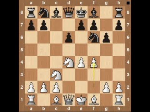 Levenfish Attack: Sicilian Dragon Chess Opening