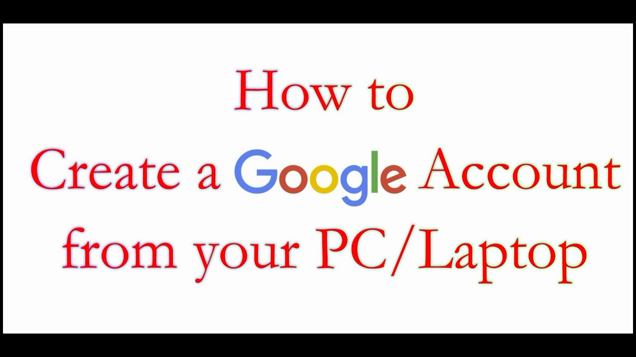 how to delete google account from laptop