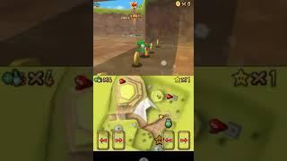 """Super Mario 64 DS - Niveau 1 - """"Course contre Koopa-Rapido"""""""