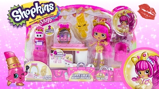 Lippy Lulu's Beauty Boutique Unboxing New Shoppies Doll
