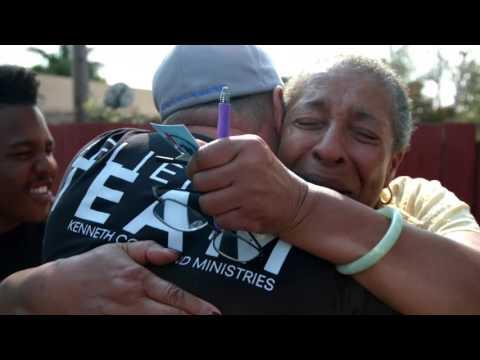 KCM Disaster Relief, Napa California Earthquake 2014
