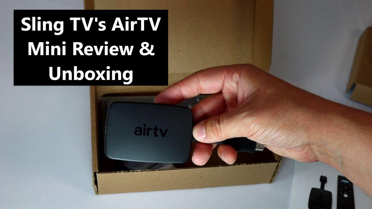 Sling AIRTVMINI AirTV Mini