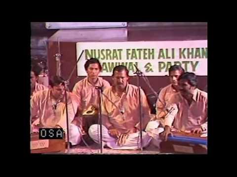 Ali Ali Maula Ali Ali Haq  Ustad Nusrat Fateh Ali Khan  OSA  HD