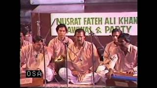 Ali Ali Maula Ali Ali Haq - Ustad Nusrat Fateh Ali Khan - OSA Official HD Video