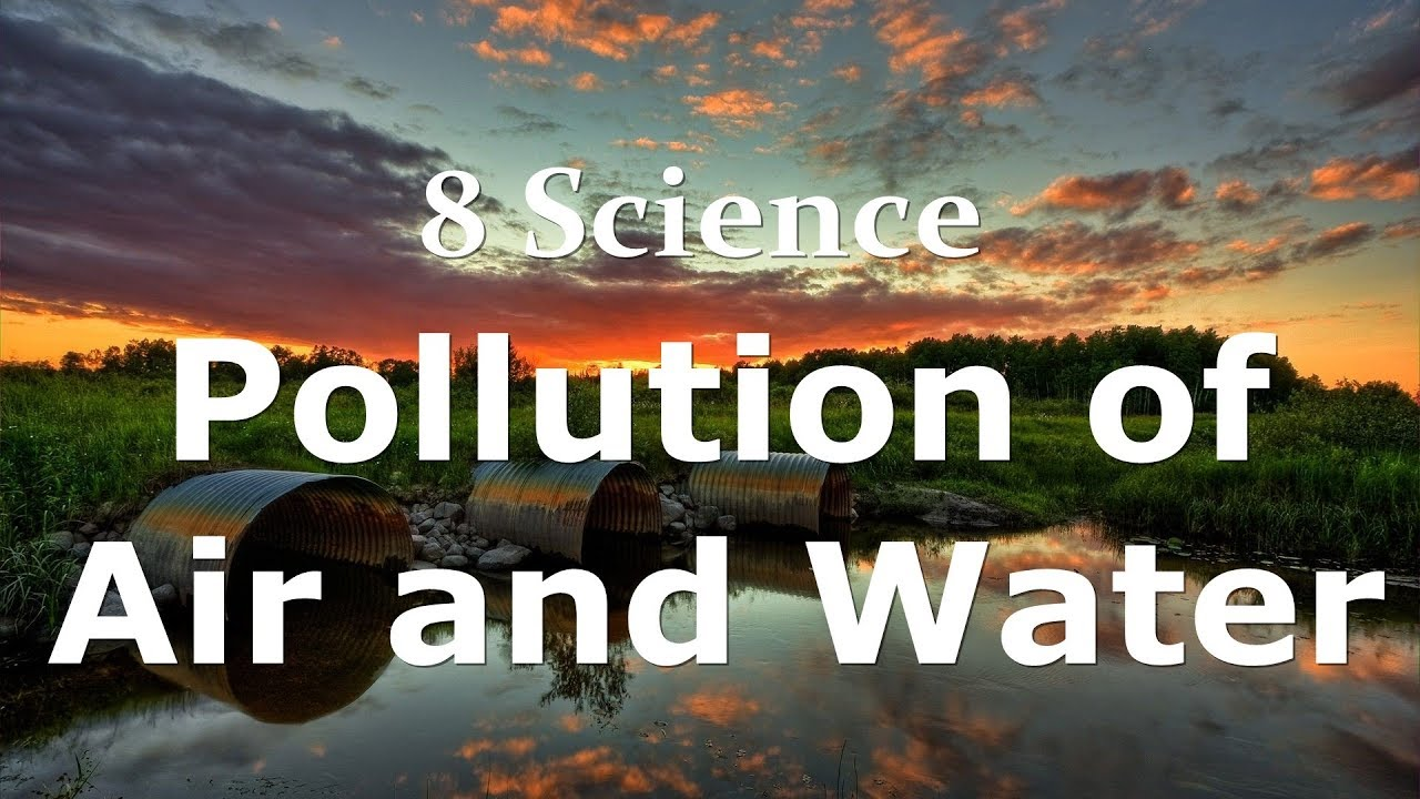 speech on pollution in english for class 5