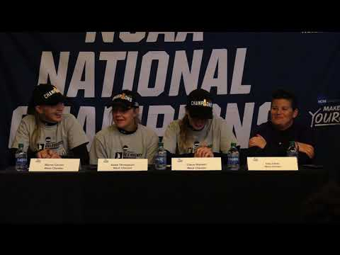2019 Championship Postgame Press Conference: West Chester University