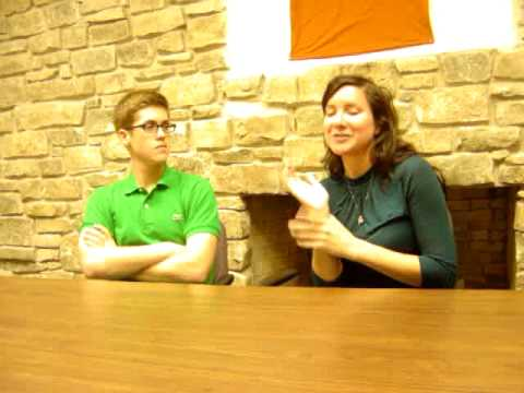 Students Hooked on Texas Interview