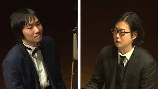 第23回 江副記念財団リクルートスカラシップコンサート アレンスキー:二台ピアノのための組曲 第二番作品23