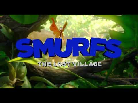 Download Smurfs The lost village part1 in hindi || cartoon||