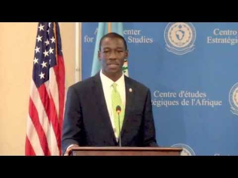 Security Implications of Budgeting, Procurement, and Corruption in Africa - Dr. Raymond Gilpin