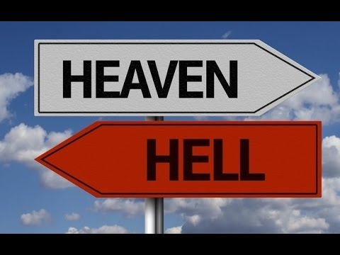 Who am I to judge who is in hell or in heaven?