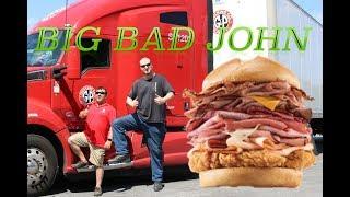 Video #103 BIG BAD JOHN, Trucker Jim's Truckin Journey download MP3, 3GP, MP4, WEBM, AVI, FLV Juli 2018