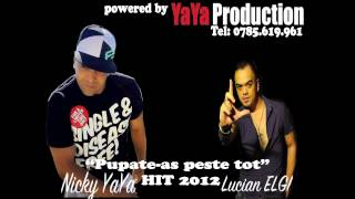 Nicky YaYa si Lucian ELGI - Pupate-as peste tot (HIT 2012 by YaYa Production)