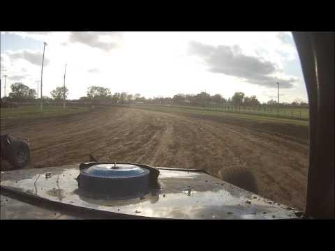 Jackson County Speedway Heat Bryce Garnhart