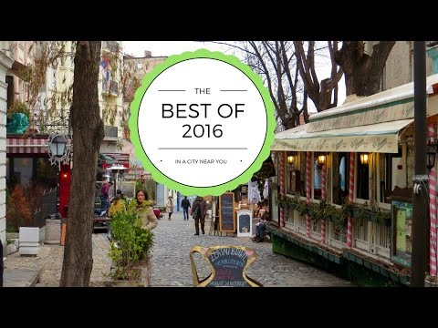 Best of 2016 - From Faro to Tbilisi