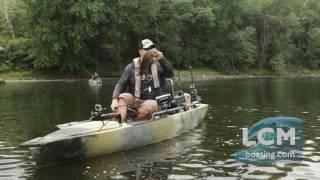 Hobie Pro Angler 12 & 14 Fishing Kayak Overview