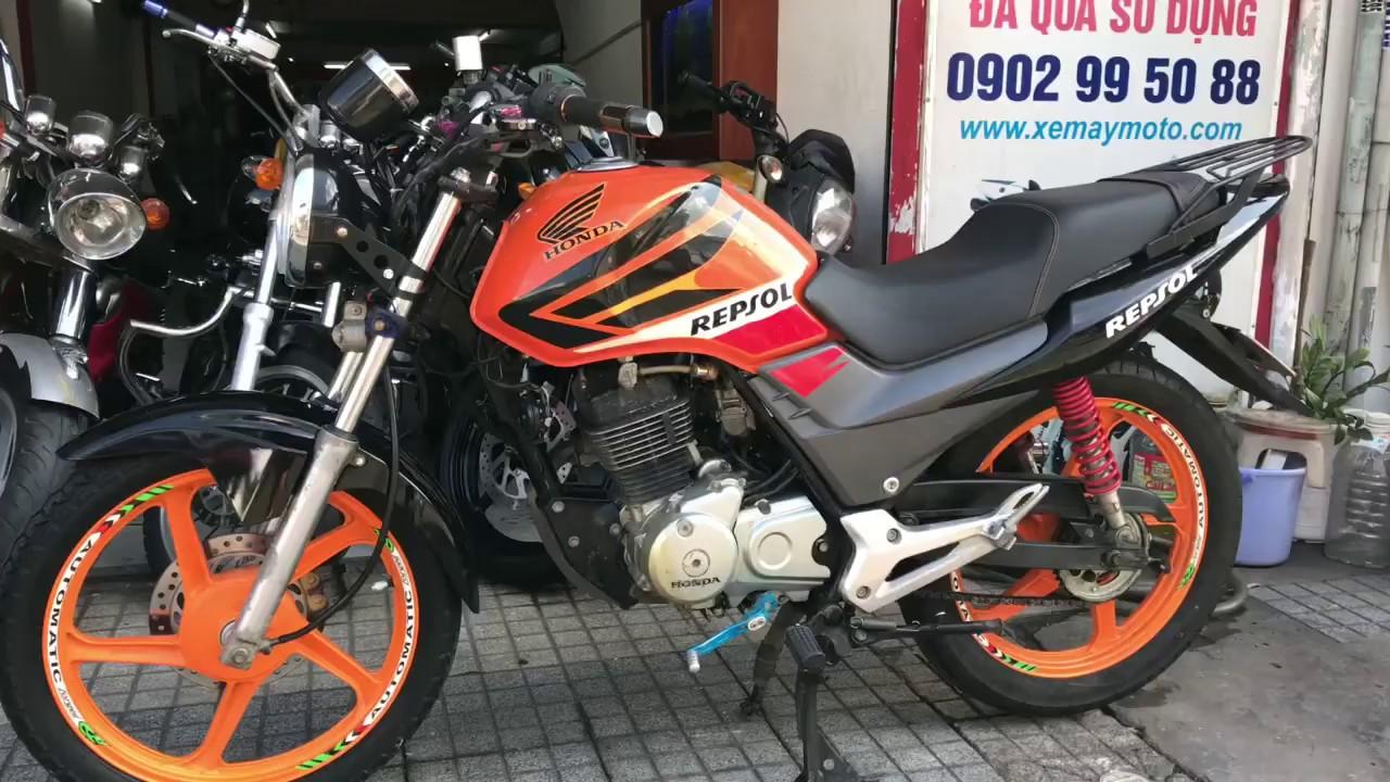 [Đã bán] Moto nồi đồng cối đá Honda Fortune 125cc, bao bào tua. Giá 2xtr. Tel : 0902995088