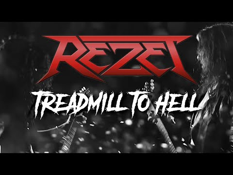 REZET - Treadmill To Hell (Official Video)