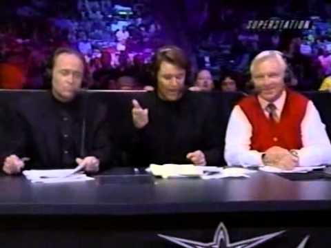 WCW Thunder 4/12/2000