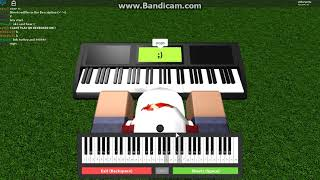 ROBLOX Piano - Megalovania Undertale