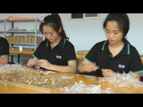 Qingdao Shijie Fashion Accessories, Jewelry manufacture
