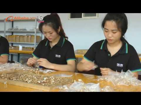 Qingdao Shijie Fashion Accessories, Jewelry Manufacture