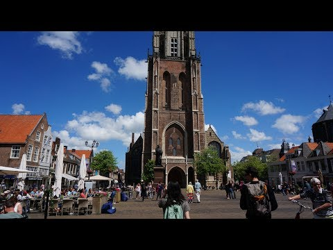 Delft, Netherlands in 4K (UHD)