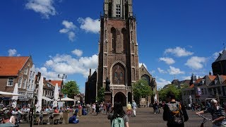 Delft, Netherlands in 4K (UHD) thumbnail