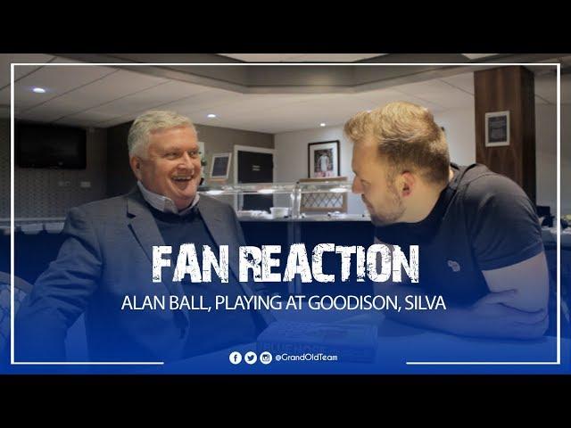 Ronny Goodlass on Alan Ball, Goodison and Silva