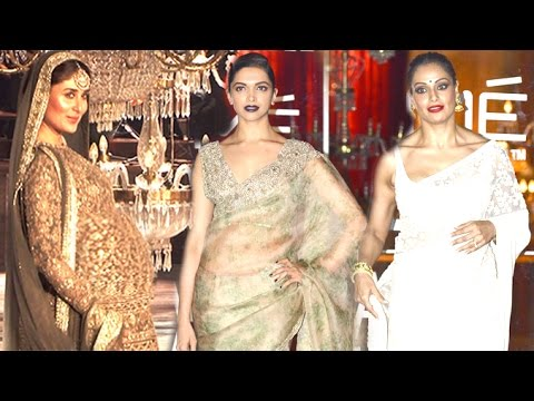 Lakme Fashion Week 2016 Day 5 - Pregnant Kareena Kapoor, Deepika Padukone, Bipasha Basu