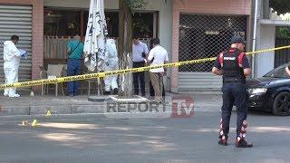 Report TV - Shkodër, ekzekutohet me breshëri plumbash kunati i Lul Kullës