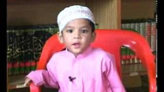 Hafaz Al-Quran Di Usia 4 Tahun