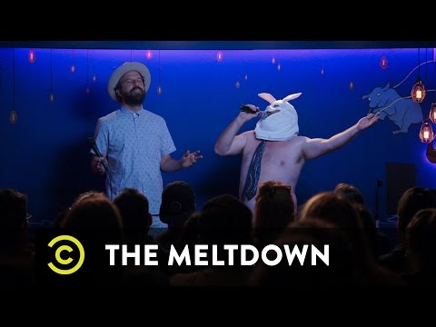 The Meltdown with Jonah and Kumail  Brett Gelman  Tiny's Big Performance