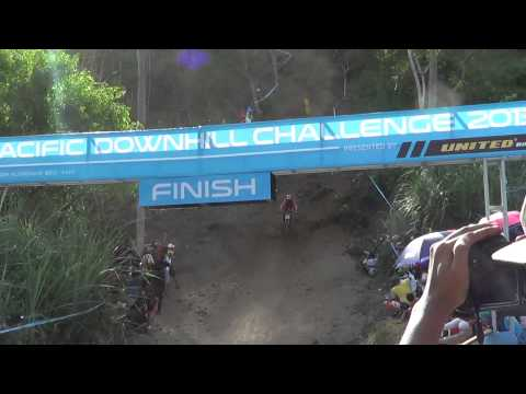 ASIA PACIFIC DOWNHILL CHALLENGE 2013 (TROY BROSNAN ACTION)