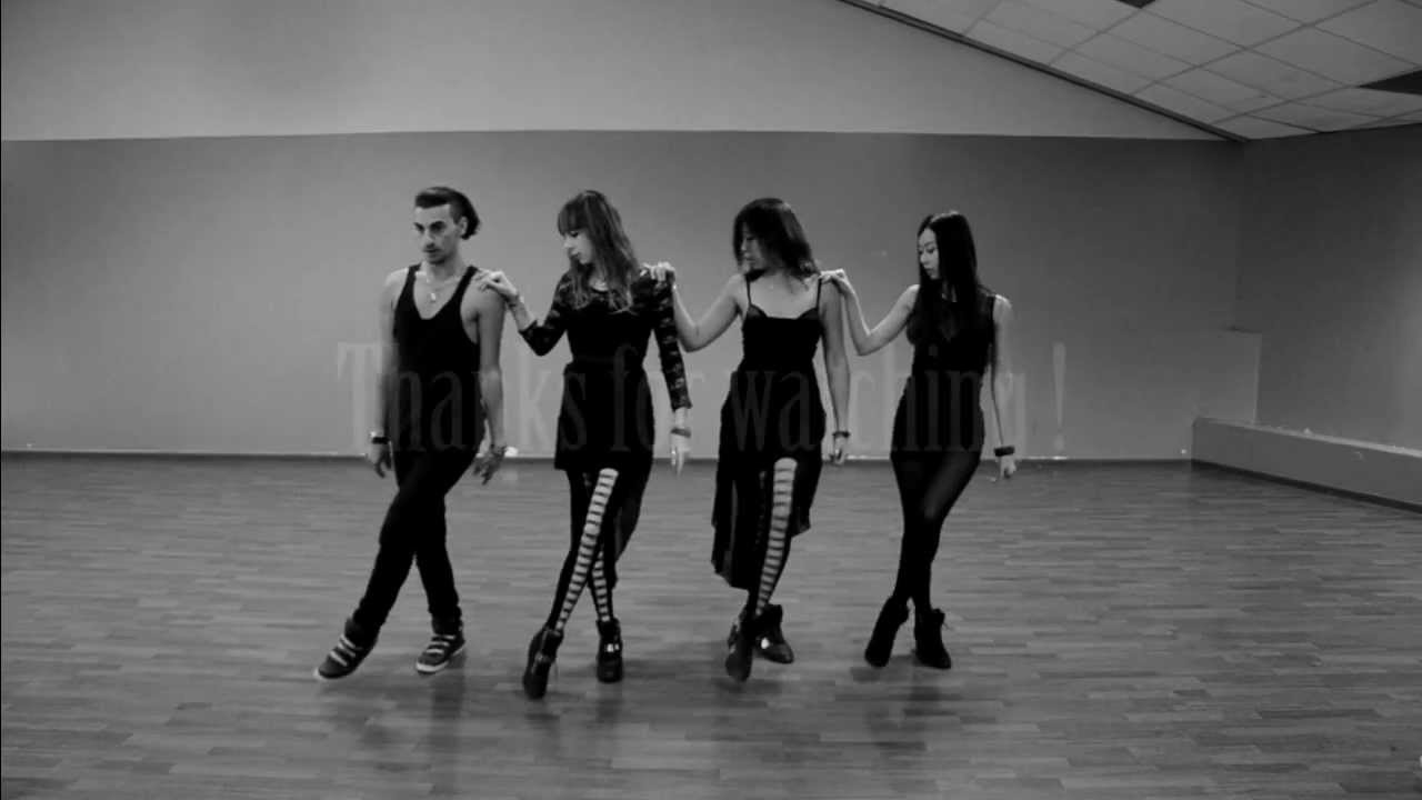 sistar alone dance cover for facebook