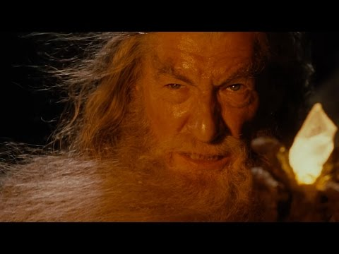 "The Lord of the Rings: The Fellowship of the Ring - ""You Shall Not Pass"" Clip [HD]"