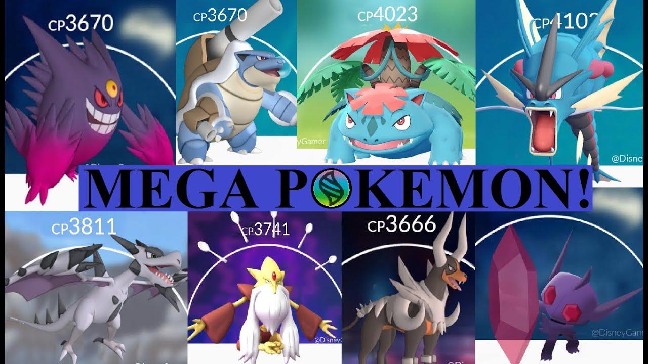 Pokemon GO på Svenska | MEGA POKEMON KOMMER! | ALLT VI VET JUST NU! | Johans Pokemon GO